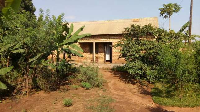 Seated on 120ft by 60ft house with empty land on sale in Gayaza at 58m Wakiso - image 4