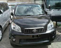 NEW Toyota Rush black