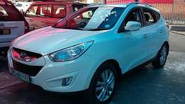 2012 Hyundai iX 35 2.0 GLE Executive