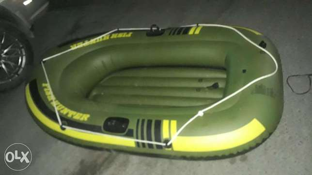 Inflatable Raft for one person