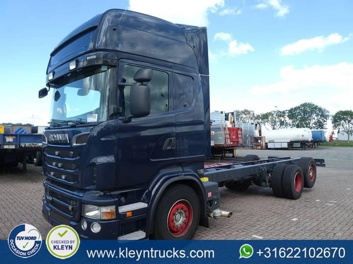 Scania R500 tl ret. wb 510 - 2012