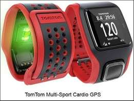 Tom tom multi-sport cardio watch for sale