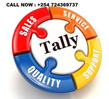 Tally ERP 9 software of accounts latest release and support