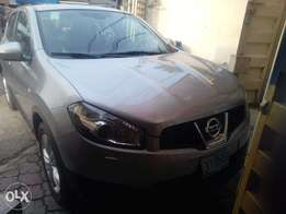 Almost Brand New Nissan Qashqai 2015 model 4.3mil