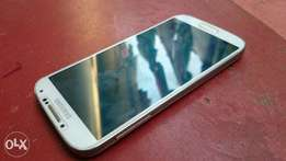 Clean samsung galaxy s4 for sale or trade in