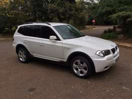 BMW X3.0d for sale