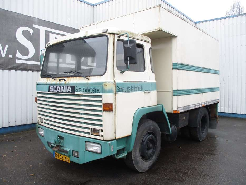 Scania 8031/LD - 1976