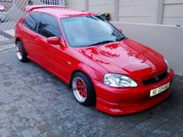 Honda Vtec for Sale or Swap