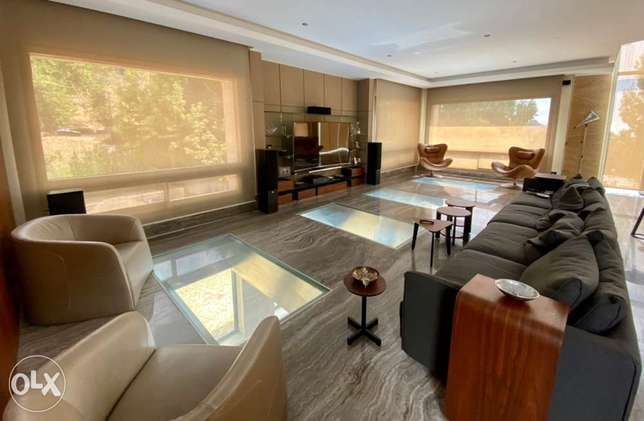 Deluxe Villa with Private Pool for Rent - Faqra