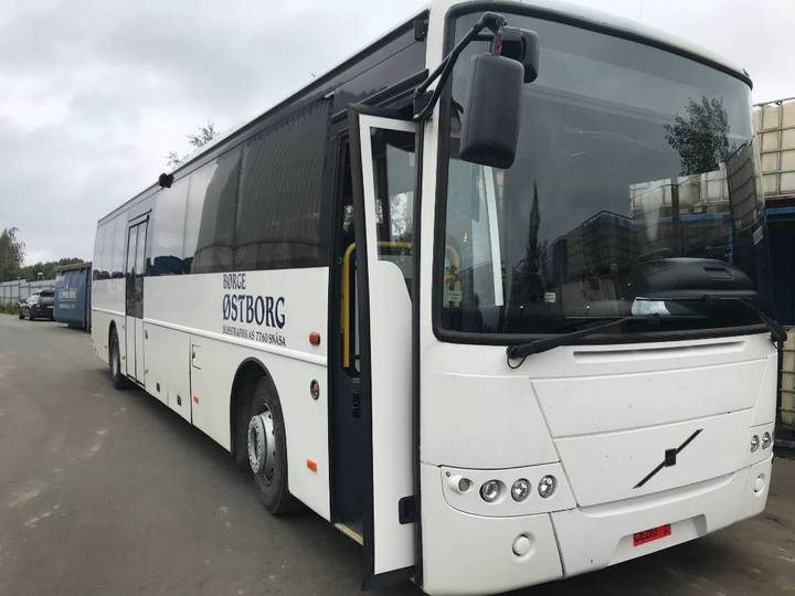Volvo B7r, 8700 For Parts - 2004