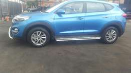 Hyundai tucson 2.0 sport 2016 automatic for sale