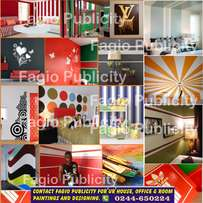 house painting and room designing