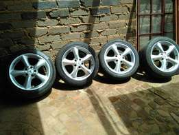 C Class rims and tires for sale