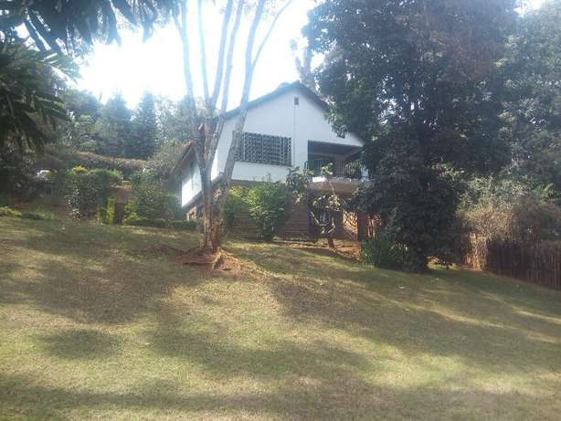 3 bedrooms 21/2 bathrooms own compound to let in kyuna. Westlands - image 8