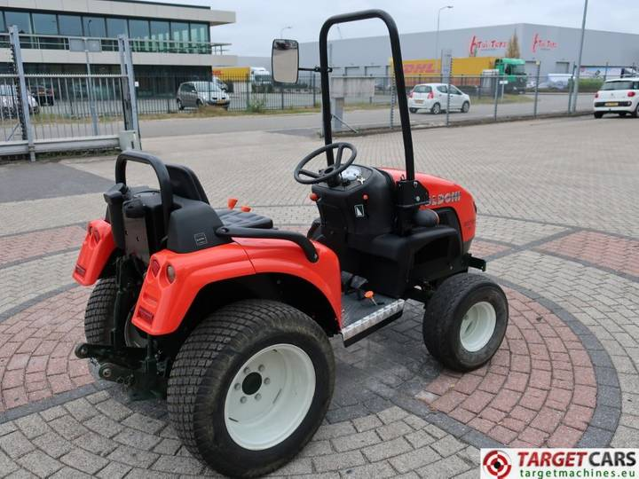 Goldoni Boxter 25 Tractor 4WD Diesel 24HP - 2010 - image 4
