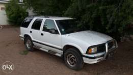 Chevrolet Blazer 4.3 V6 4x4 for sale R25 000.00
