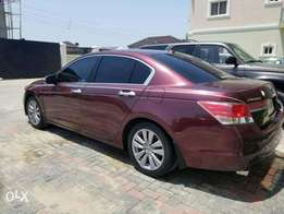 super clean,full option, 2weeks used,Honda accord 2012 model for 2.87m