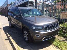 2014 Jeep Grand Cherokee 3.0 V6 CRD LTD Automatic