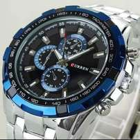 10 style colors Curren watch available