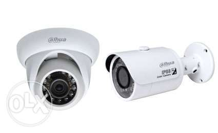 Best Price, Easy to Install Office Security CCTV Cameras Sale in Saudi