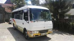 Mitsubishi Rosa Like Coaster 27 seater Bus Clean 2007 model very clean