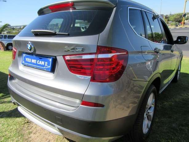 BMW x3Drive 2.0d Exclusive A/T- Full service history Kuils River - image 4