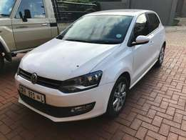 2011 Polo 6 1.4i hatchback