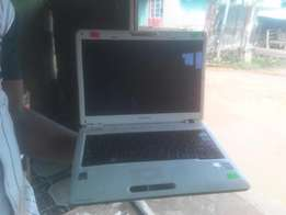 Toshiba Laptop dual core