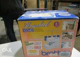 Brother 1034D 3/4 Thread Serger sewing machine