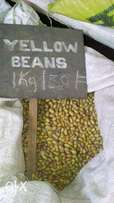Yellow beans