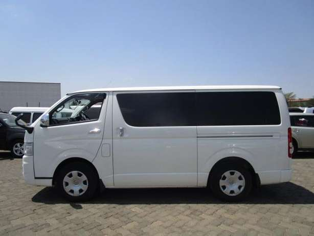 Toyota Hiace | Diesel | Super GL | 2010 South C - image 4