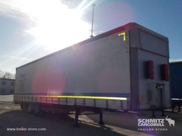 Schmitz Cargobull Tolóponyva Mega - 2013 - image 2