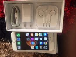 iPhone 6 16 gig with box and all accessories