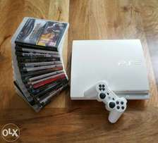 PS3 White* Limited Edition 250GB