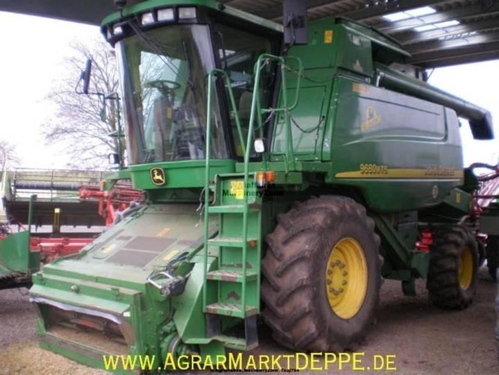 John Deere 9680 wts hm - 2001