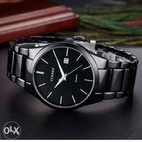 Original curren watches. Best quality. Stainless steel or Full leather