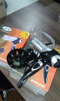 New Hair Dryers with defuser 2000W for sale R 150ea