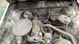 Vw striping for spares