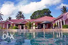 Waterfront Villa 4bdr,pool inside 24h secure area Mombasa,Mtwapa Creek