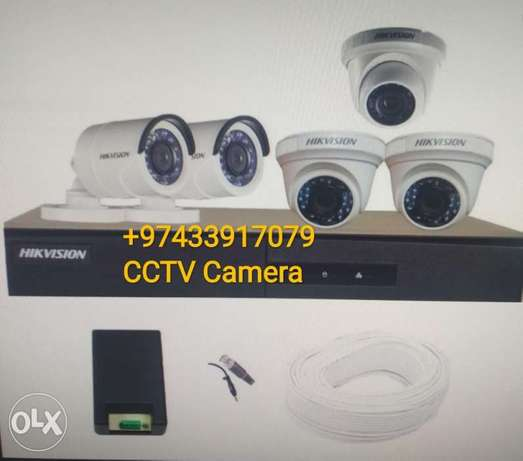 CCTV camera Access control Attendence mashin Installation& maintenance