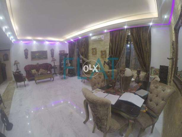 Apartment for Sale in Mansourieh - FC2053