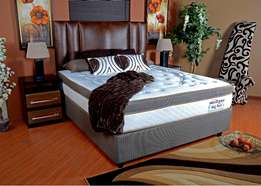 Beds Megapedic Big Boy Mattress & Base Set Brand New Direct From Suppl