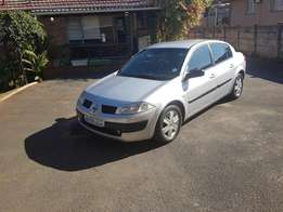 2006 Renault Megane immaculate condition 1.6