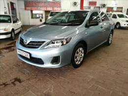 2014 Toyota Corolla 1.6 Quest,with 83000km,Full Service History, A/C