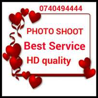 V day photography