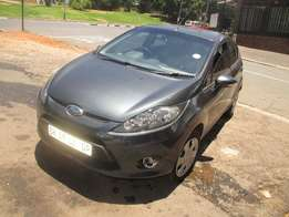 2011 ford fiesta 1.6 for sale