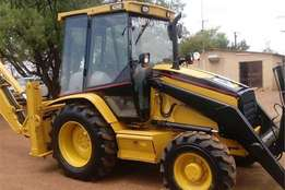 Wanted cat 424d tlb