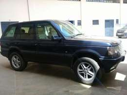 Range Rover Hse Automatic