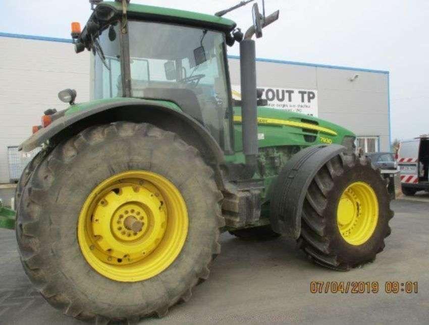 John Deere 7930 Autopower - 2011