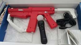 PS3 Gun and camera bundle